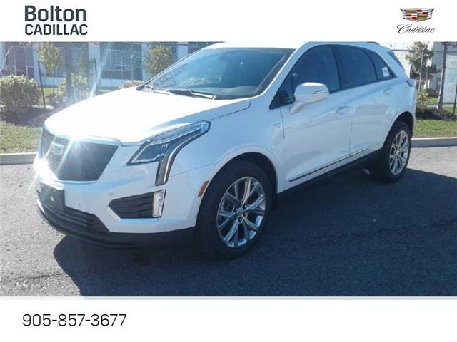 2021 Cadillac XT5 Sport (Stk: 114627) in Bolton - Image 1 of 15