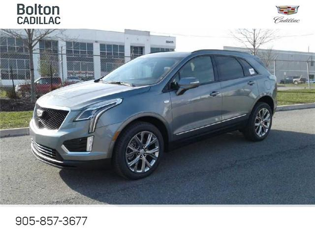2021 Cadillac XT5 Sport (Stk: 115695) in Bolton - Image 1 of 15