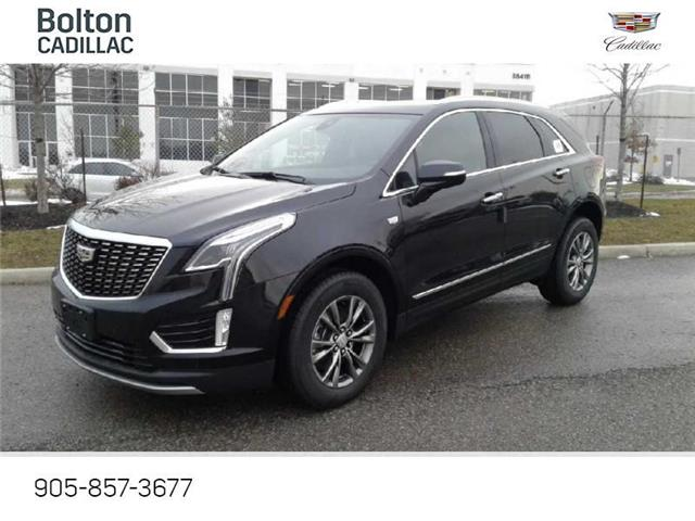 2021 Cadillac XT5 Premium Luxury (Stk: 134182) in Bolton - Image 1 of 15