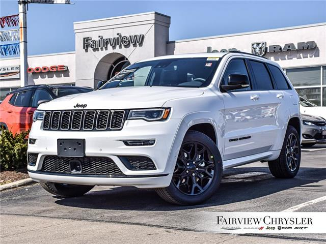 2021 Jeep Grand Cherokee Limited (Stk: MC372) in Burlington - Image 1 of 30