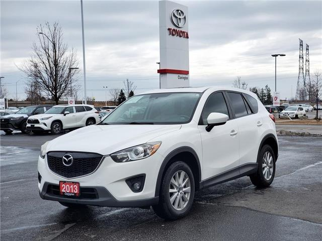 2013 Mazda CX-5 GS (Stk: 21156A) in Bowmanville - Image 1 of 25