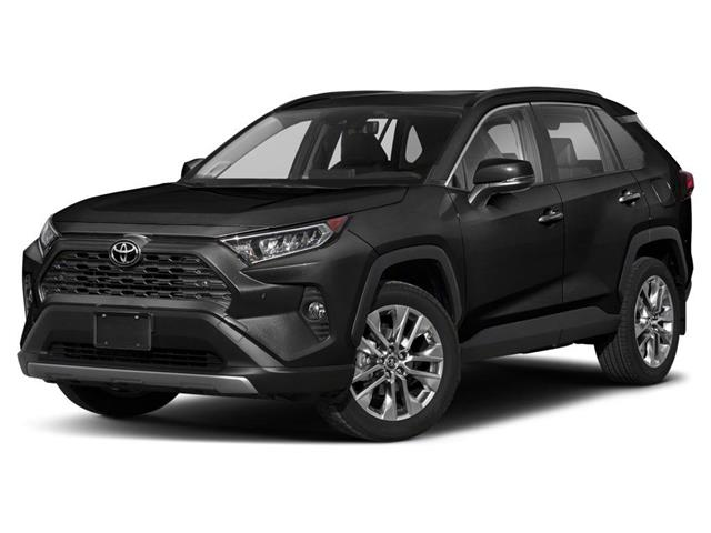 2021 Toyota RAV4 Limited (Stk: N21216) in Timmins - Image 1 of 9