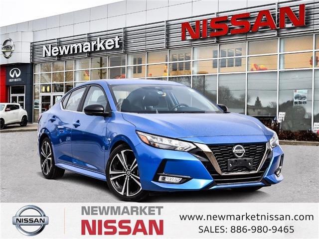 2020 Nissan Sentra SR (Stk: UN1214) in Newmarket - Image 1 of 24