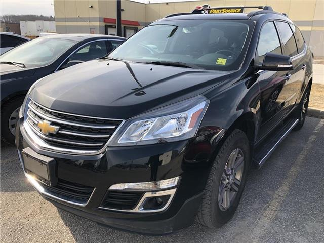2017 Chevrolet Traverse 2LT (Stk: 2021412A) in Orillia - Image 1 of 1