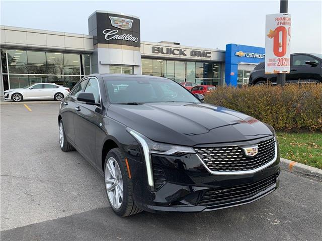 2021 Cadillac CT4 Luxury (Stk: R10135) in Ottawa - Image 1 of 22