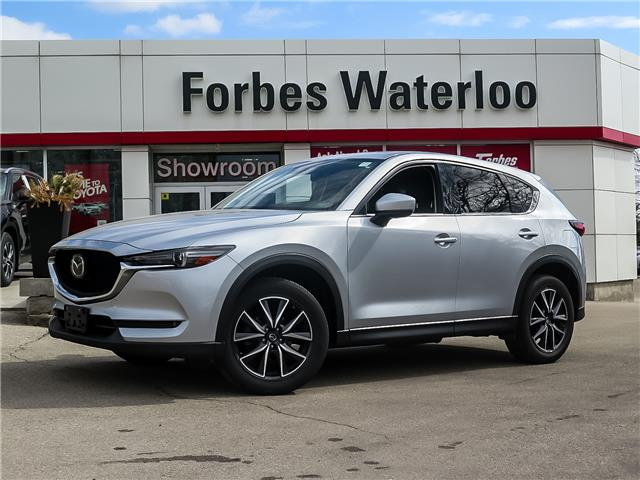 2017 Mazda CX-5 GT (Stk: 15049R) in Waterloo - Image 1 of 25