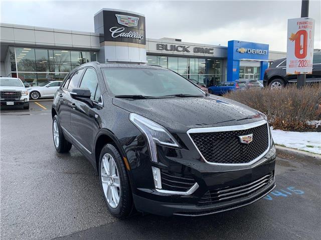 2021 Cadillac XT5 Luxury (Stk: R10218) in Ottawa - Image 1 of 22