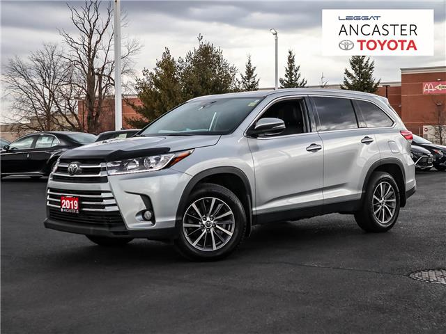 2019 Toyota Highlander XLE (Stk: 4113) in Ancaster - Image 1 of 27