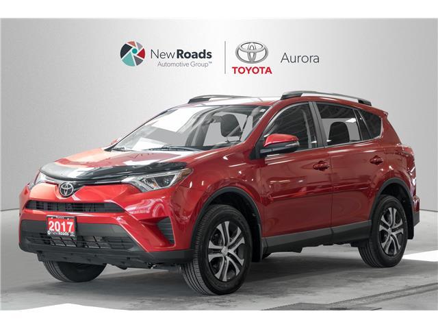 2017 Toyota RAV4  (Stk: 6839) in Aurora - Image 1 of 18