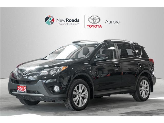 2015 Toyota RAV4  (Stk: 324571) in Aurora - Image 1 of 21