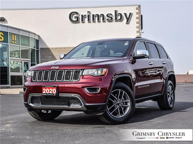 2020 Jeep Grand Cherokee Limited (Stk: U5090) in Grimsby - Image 1 of 29