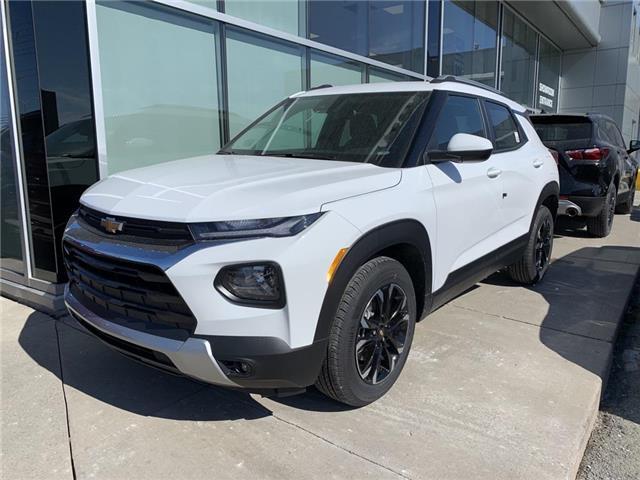 2021 Chevrolet TrailBlazer LT (Stk: R10531) in Ottawa - Image 1 of 19
