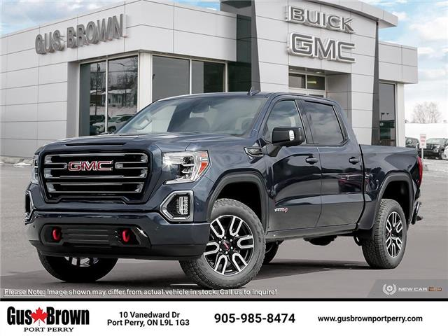 2021 GMC Sierra 1500 AT4 (Stk: Z272558) in PORT PERRY - Image 1 of 23