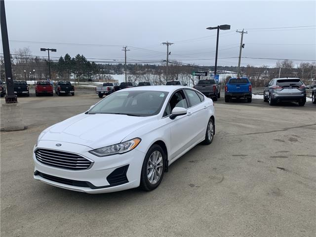 2020 Ford Fusion Hybrid SE (Stk: 01332A) in Miramichi - Image 1 of 13