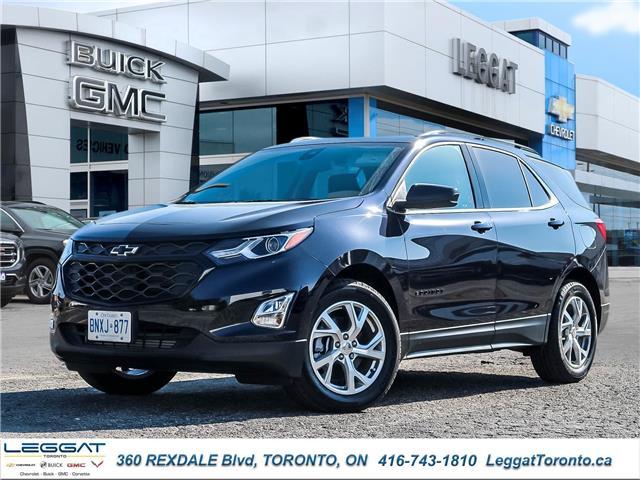 2020 Chevrolet Equinox LT (Stk: 229379) in Etobicoke - Image 1 of 24