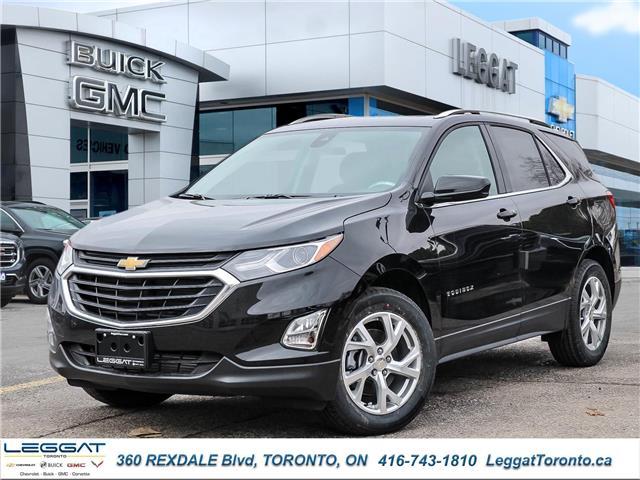 2020 Chevrolet Equinox LT (Stk: 232582) in Etobicoke - Image 1 of 27