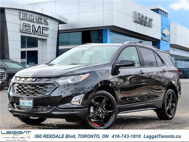 2021 Chevrolet Equinox Premier (Stk: 109470) in Etobicoke - Image 1 of 10