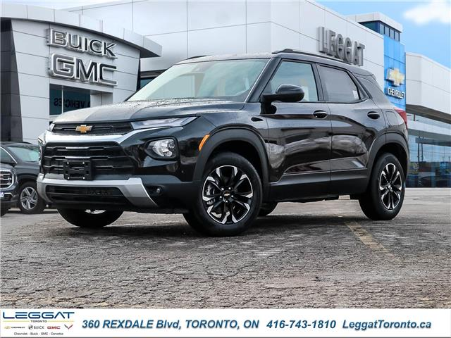 2021 Chevrolet TrailBlazer LT (Stk: 120106) in Etobicoke - Image 1 of 24