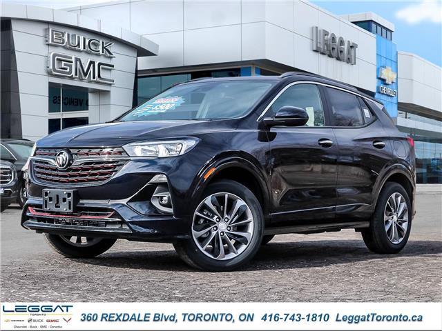 2021 Buick Encore GX Select (Stk: 074569) in Etobicoke - Image 1 of 27