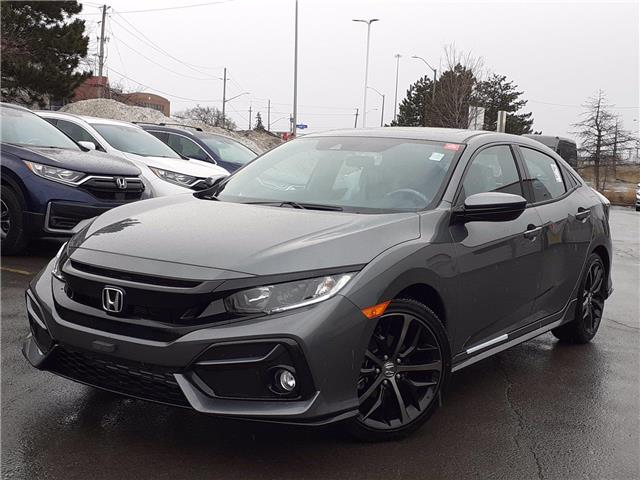 2021 Honda Civic Sport (Stk: 21-0202) in Ottawa - Image 1 of 25