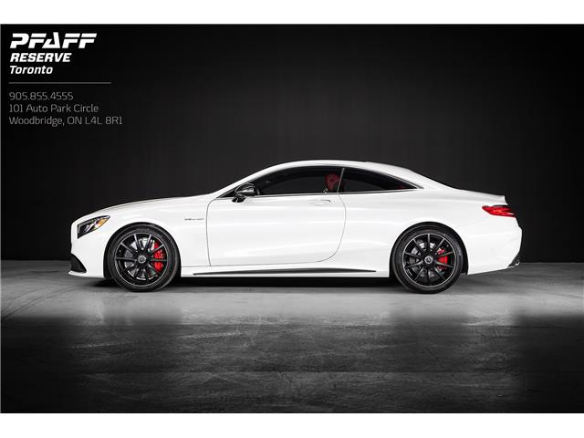 2017 Mercedes-Benz AMG S 63 Base (Stk: MU2604) in Woodbridge - Image 1 of 19