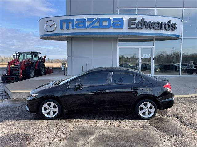 2014 Honda Civic EX (Stk: 22597) in Pembroke - Image 1 of 14