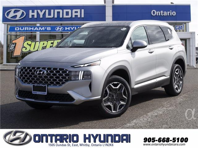 2021 Hyundai Santa Fe HEV Luxury (Stk: 003640) in Whitby - Image 1 of 19