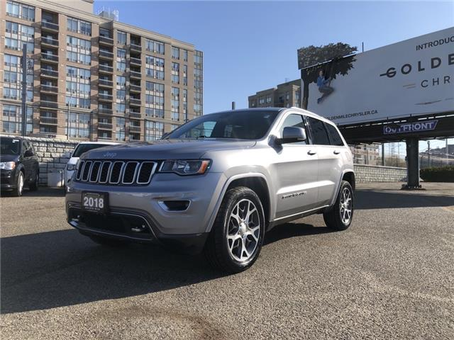 2018 Jeep Grand Cherokee Limited (Stk: P5239) in North York - Image 1 of 30