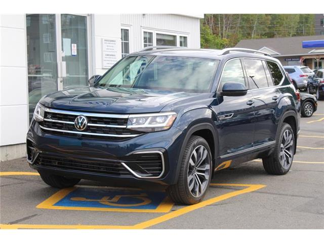 2021 Volkswagen Atlas 3.6 FSI Execline (Stk: 21-18) in Fredericton - Image 1 of 22