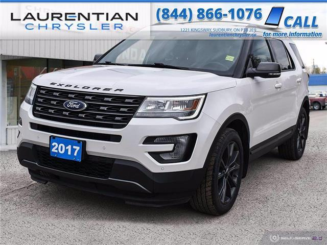 2017 Ford Explorer XLT (Stk: P0199) in Sudbury - Image 1 of 27