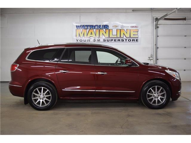 2016 Buick Enclave Leather (Stk: M01237A) in Watrous - Image 1 of 44