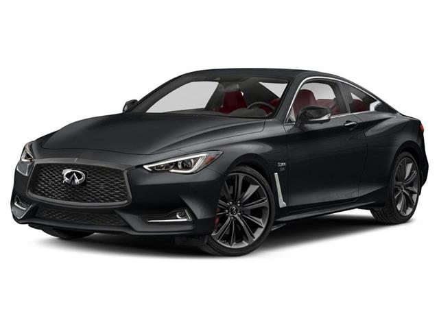 2021 Infiniti Q60 Red Sport I-LINE (Stk: H9620) in Thornhill - Image 1 of 9