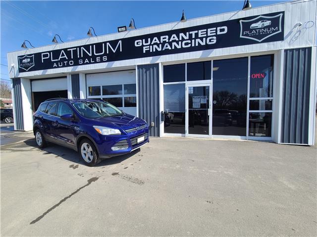 2014 Ford Escape SE (Stk: ) in Kingston - Image 1 of 11