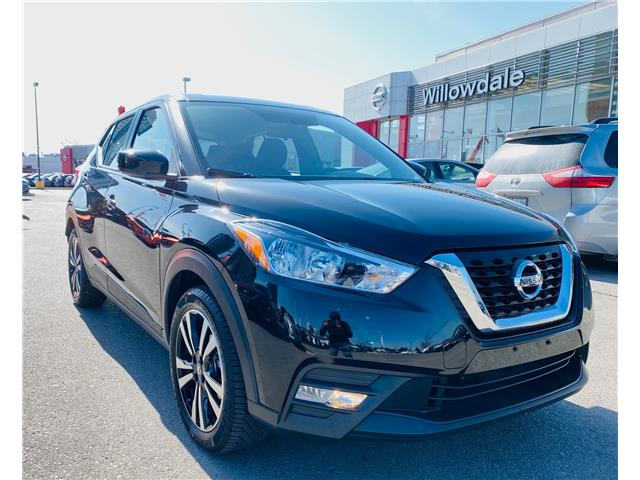2019 Nissan Kicks SV (Stk: C35780) in Thornhill - Image 1 of 19