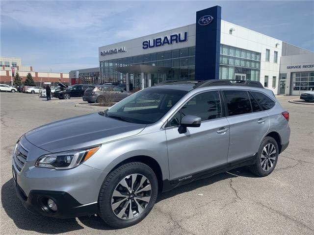 2017 Subaru Outback 3.6R Limited (Stk: LP0546) in RICHMOND HILL - Image 1 of 21