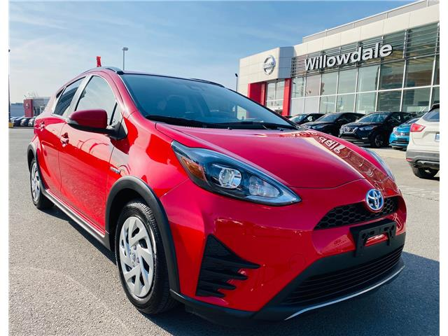 2018 Toyota Prius C Base (Stk: C35794) in Thornhill - Image 1 of 19