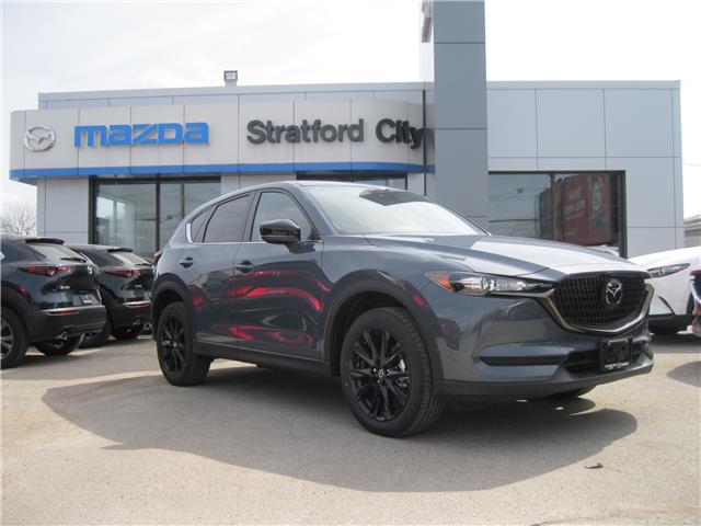 2021 Mazda CX-5 Kuro Edition (Stk: 21065) in Stratford - Image 1 of 13