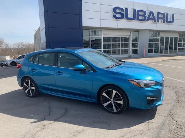2018 Subaru Impreza Sport-tech (Stk: P961) in Newmarket - Image 1 of 12