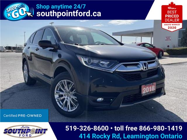 2018 Honda CR-V EX (Stk: S10619R) in Leamington - Image 1 of 25