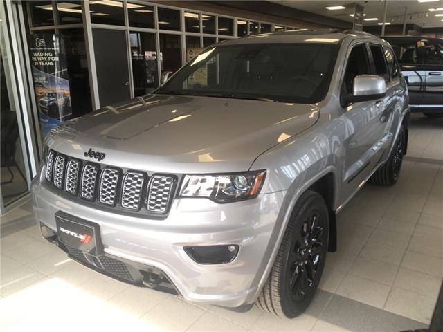 2021 Jeep Grand Cherokee Laredo (Stk: 6835) in Sudbury - Image 1 of 15