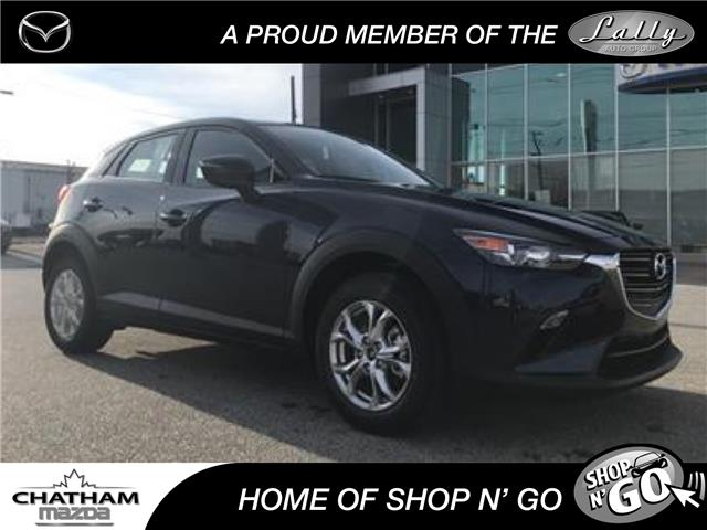 2021 Mazda CX-3 GS (Stk: NM3402) in Chatham - Image 1 of 22