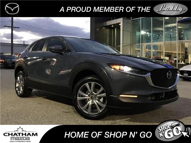 2021 Mazda CX-30 GS (Stk: NM3430) in Chatham - Image 1 of 24