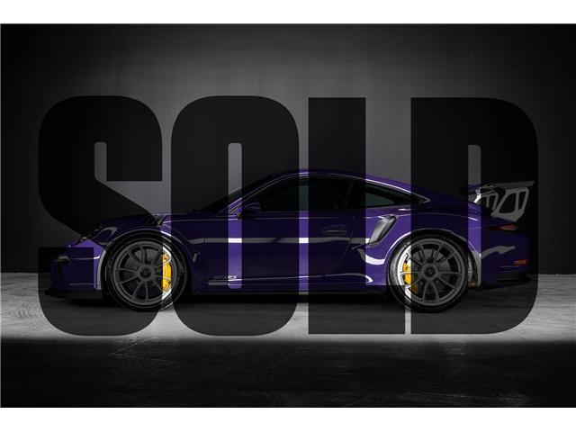2016 Porsche 911 GT3 RS (Stk: ) in Woodbridge - Image 1 of 21