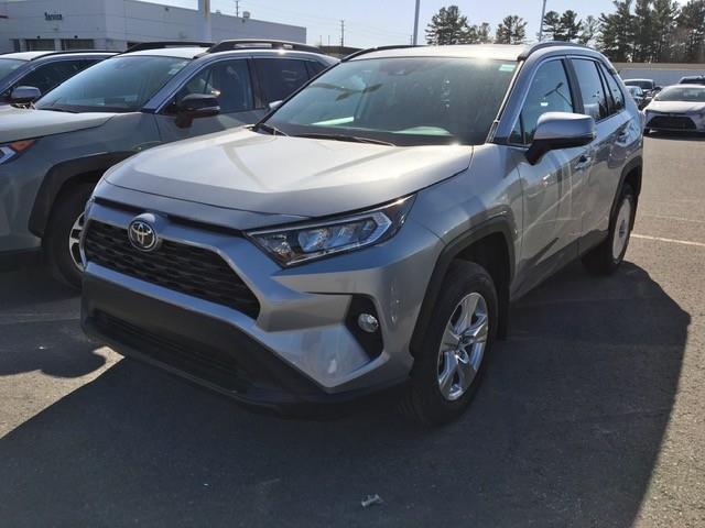 2021 Toyota RAV4 XLE (Stk: TX165) in Cobourg - Image 1 of 6