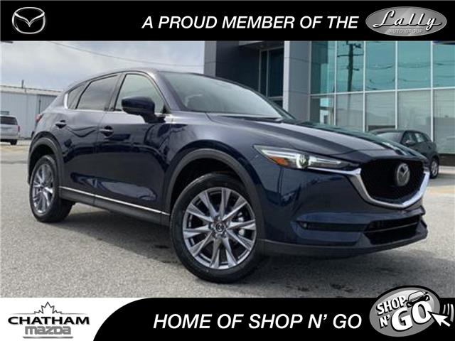 2021 Mazda CX-5 GT (Stk: NM3446) in Chatham - Image 1 of 27