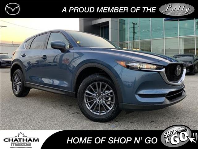 2021 Mazda CX-5 GS (Stk: NM3463) in Chatham - Image 1 of 23