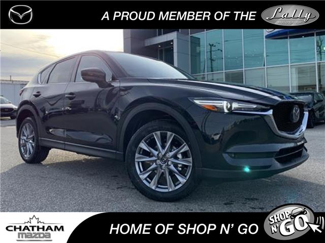 2021 Mazda CX-5 GT (Stk: NM3474) in Chatham - Image 1 of 24