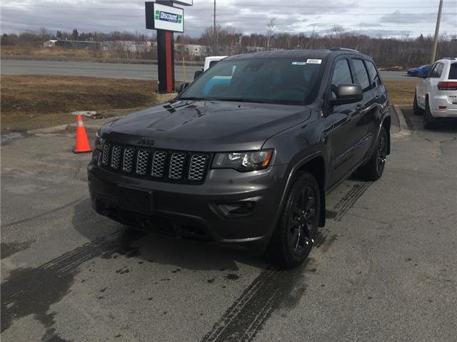 2021 Jeep Grand Cherokee Laredo (Stk: 6834) in Sudbury - Image 1 of 16