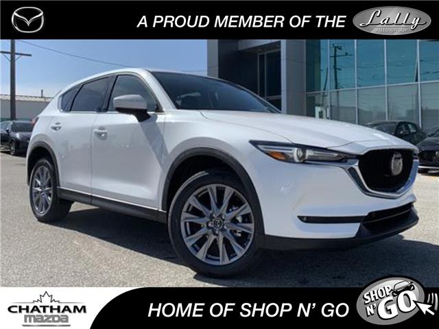 2021 Mazda CX-5 GT (Stk: NM3465) in Chatham - Image 1 of 24