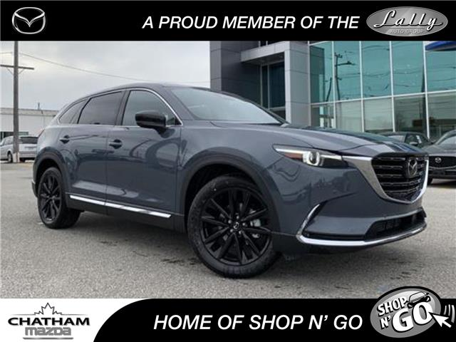 2021 Mazda CX-9 Kuro Edition (Stk: NM3458) in Chatham - Image 1 of 26